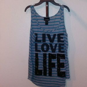Lane Bryant Graphic Tank